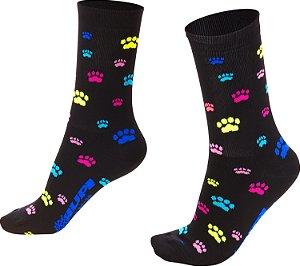 Meia Hupi Love Pets Colors
