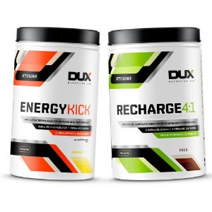 Combo Dux Energy Kick + Recharge 4:1