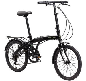 Bicicleta Dobrável Durban 6 MarchasEco +