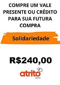 CUPOM DE AJUDA / VALE PRESENTE  R$240