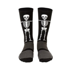 Meia Hupi Esqueleto