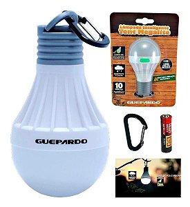 Lampada Camping Inteligente Lampião Tent Megalite Guepardo