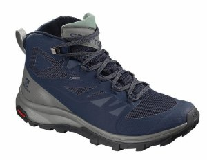 Bota Salomon Outline Mid Gtx