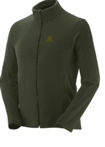 Jaqueta Fleece Polar II Salomon