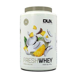 Fresh Whey Protein Dux Abacaxi e Coco