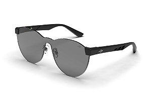 Oculos de Sol Mormaii Fabi Preto Fosco Cinza
