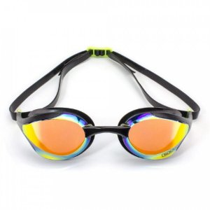 Oculos de Nataçao Speedo Icon Preto Raibow Mr
