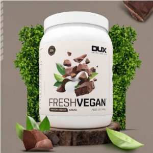 Fresh Vegan Cacau 520gr Dux Nutrition