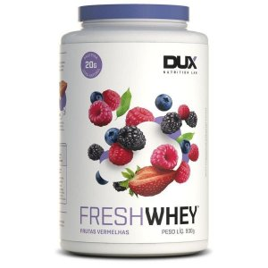Fresh Whey Protein Dux Frutas Vermelhas