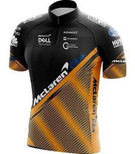Camisa Ciclismo Mountain Bike McLaren F1