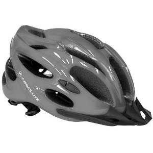 Capacete Ciclismo Absolute Nero Bike Mtb Speed Com Pisca Led