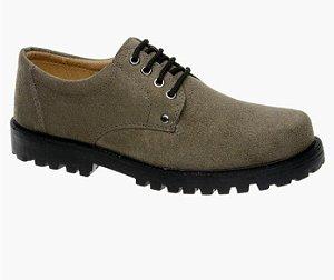 Sapato Camurça Sintético Masculino Fearnothi