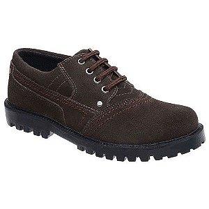 Sapato Camurça Natural Fearnothi