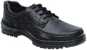 Sapato Casual Relax Croco Preto