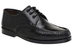 Sapato Casual Mocassim Com Cadarço