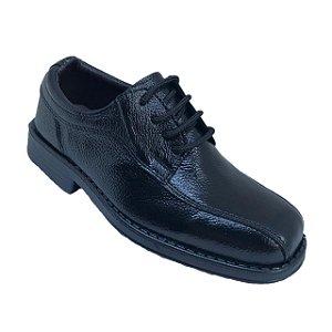 Sapato Social Infantil Couro Legítimo