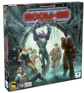 Room 25 Season 2 - PRE VENDA!