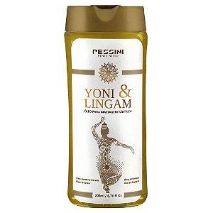 Óleo para Massagem Tântrica Yoni e Lingam