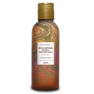 Óleo para massagem beijável - Aroma de Amarula