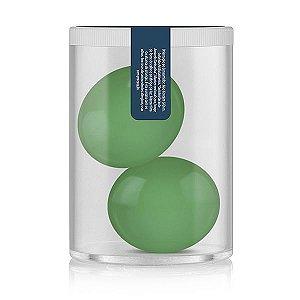 Bolinha de Óleo Corporal Orgasm Ball - Shock - Efeito Eletrizante - Beijável - 2un