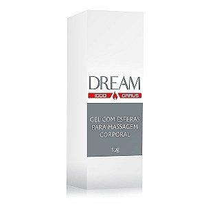 Gel Excitante - Dream 1000 Graus - Aquece com micro-capsulas - 19g