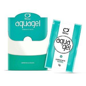 Lubrificante Neutro - AquaGel - A base d'água - 5g