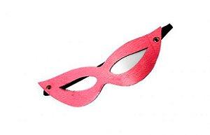 Máscara dominação - Rosa
