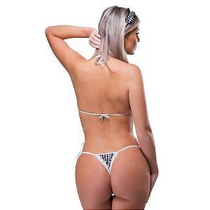 Fantasia Feminina - Empregada - Sexy Fantasy - 38 - 46