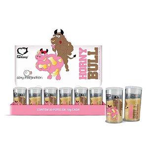 Estimulante Feminino em Pó Horny Bull Energético 10g