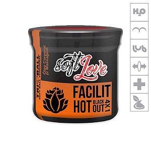 Bolinhas Facilit Hot Para Sexo Anal - 3 Bolinhas Soft Love