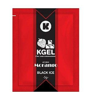 Gel para Sexo Oral -  Morango Ice - Sachê 5g
