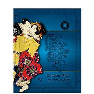 Gel Vibrador Liquido - Dragon Vibe - Sachê 5g