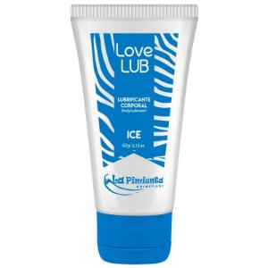 Lubrificante Intimo - Ice -Love Lub - 60g