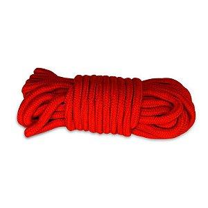 Fetish Rope - Corda para Bondage Shibari - Vermelha