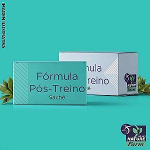Fórmula Pós-Treino