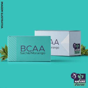 BCAA - Morango