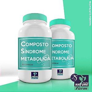 Composto para síndrome metabólica