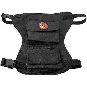 Bolsa Tático Bombeiro Cintura/Perna