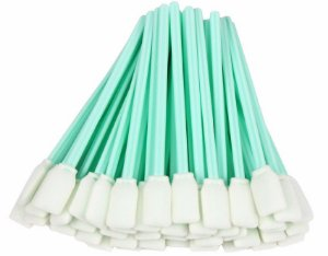 Cotonete de Limpeza para Plotter - Pacote 50 unidades