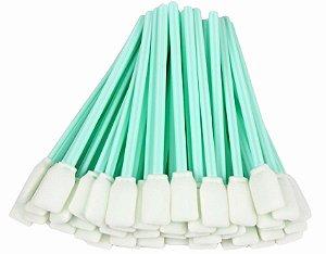 Cotonete de Limpeza para Plotter - Pacote 100 unidades