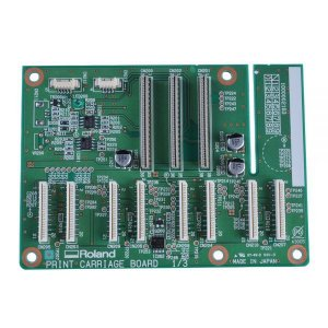 Placa de Cabeça - Roland VP-540 / VP-300 - Print Carriage Board