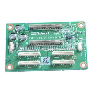 Placa de Cabeça - Roland SP-540 / SP-300 - Print Carriage Board