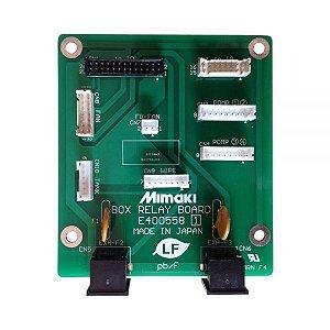 Placa Box Relay Mimaki Jv5 / Ts5 - E400558