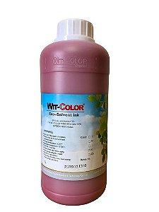 Tinta Eco-Solvente WitColor - 1 litro - Magenta