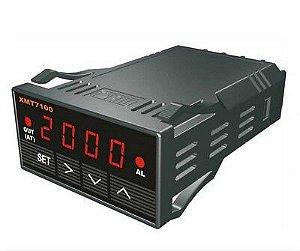 Controlador de Temperatura Digital XMT7100 - DC12v