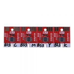 Kit Chip Full Mimaki SB53 Jv150 / Jv300 - Chip Permanente - 4 unidades