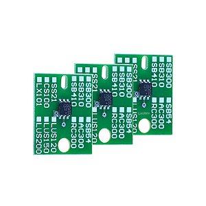 Chip CS-100 Mimaki Swj-320 - Kit 4 unidades