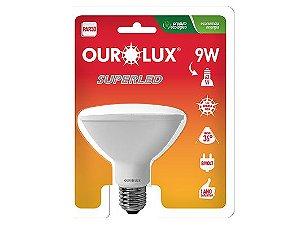 Lâmpada Par 30 Led 9W E27 - Luz Branca Fria e Quente