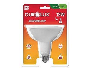 Lâmpada Par 38 Led 12W E27 - Luz Branca Fria e Quente