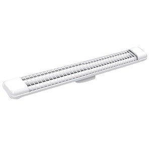 Luminária Tubular Led 18W Completa Slim de Sobrepor 60cm - Luz Branca Fria
